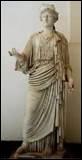 Que signifie le nom de la déesse vengeresse Némésis ? De quel mot grec dérive ce mot ?