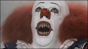Quel est ce film d'horreur où un clown tue des petits enfants ?