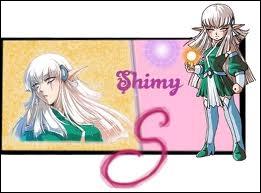 De qui Shimy est-elle amoureuse ?