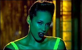 Quelle est la chanson de ce clip chantée par Alicia Keys ?