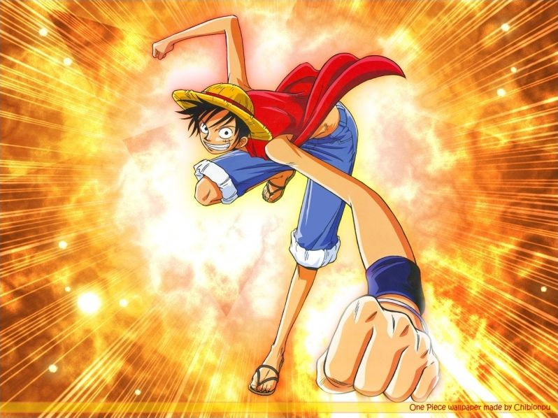 One Piece : l'équipage de Luffy