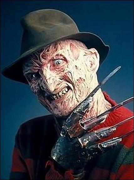 Combien Freddy Krueger a-t-il de griffes ?