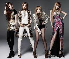 Kpop female groups