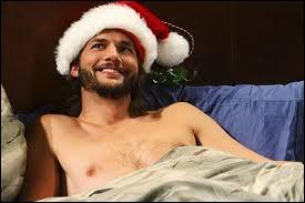 Qui fait le père Noël sur cette image (c'est l'ex-mari de Demi Moore) ?