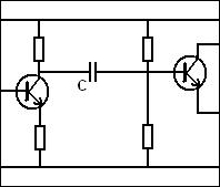 Quel est le rôle du composant C dans ce montage ?