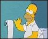 Quel est le travail d'Homer ?