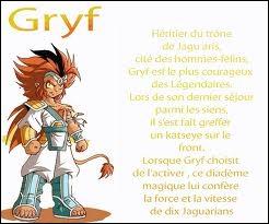 Quel personnage Grif préfère-t-il entre elles deux ?