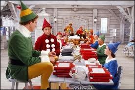 Mais comment les jouets sont-ils fabriqués par le père Noël dans la tradition ?