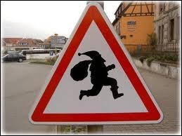 Qu'indique ce panneau ?