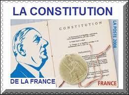 Quel article de la Constitution française détermine les pouvoirs du président de la République à l'égard du gouvernement et du Premier ministre ?