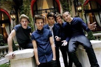 Chansons des One Direction