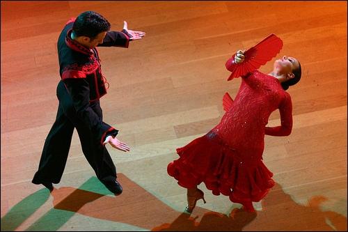 Quizz les danses du monde quiz photo - Musique danse de salon ...