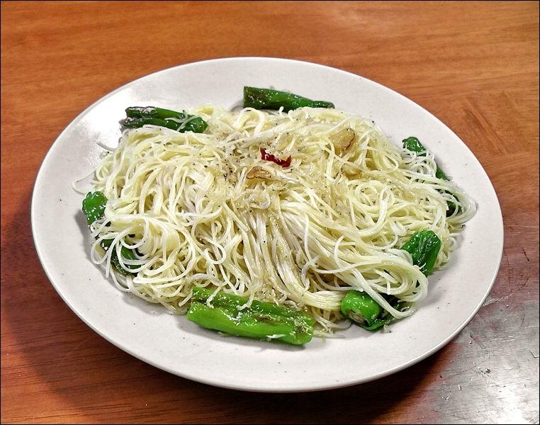 Quelle traduction fait-on pour les pâtes appelées  capellini  ?