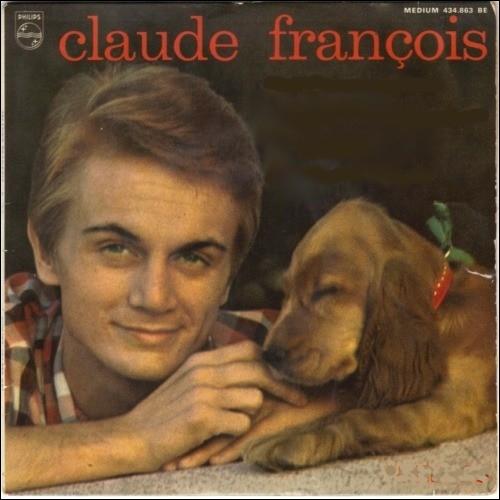En 1964, que nous chantait Claude François ?