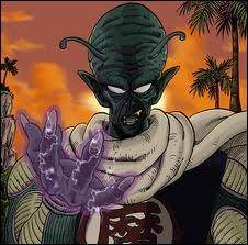 Qui est l'ennemi de Sangoku qui vient de Namek dans Dragon Ball ?