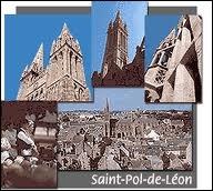 Promenons-nous à Saint-Pol-de-Léon. Ses habitants sont les ...