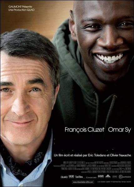 Comédie française dramatique jubilatoire et pleine d'humanité réalisée par Olivier Nakache et Eric Toledano, avec François Cluzet, Omar Sy, Anne Le Ny, Audrey Fleurot ... .