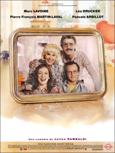 Une comédie française de Julien Rambaldi (2010) avec Marc Lavoine, Léa Drucker, Pierre-Francois Martin-Laval, Pascal Arbillot ... .