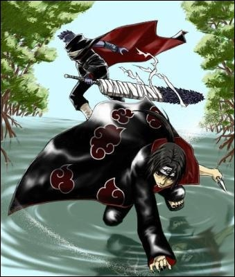 Qui sont ces 2 personnages redoutables de l'Akatsuki ?