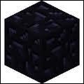 En mode  survival , combien de temps faut-il pour casser un bloc d'obsidienne ?