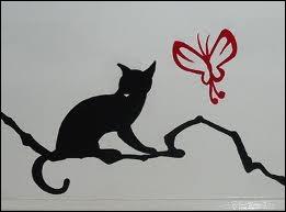 Qui a écrit  Blues pour un chat noir  ?