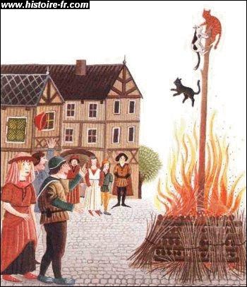 Trouvez l'affirmation exacte : Au Moyen âge ...