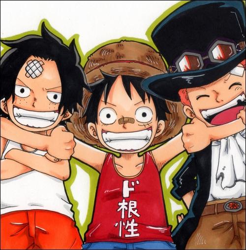 Comment s'appellent ces trois frères ?