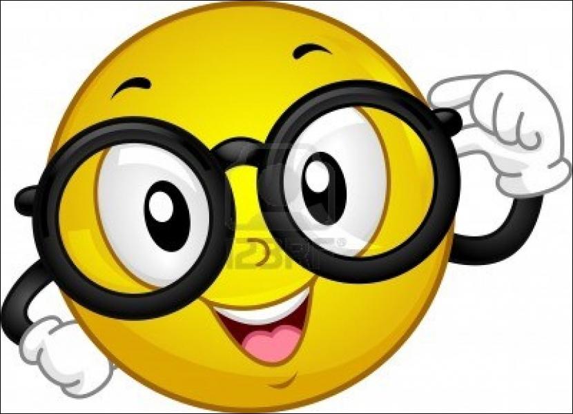 Quel adjectif ne correspond pas à ce smiley ?