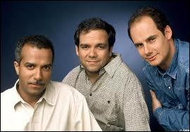 Quel est le nom du trio comique composé de Didier Bourdon, Bernard Campan et Pascal Légitimus ?