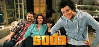 Quel humoriste joue dans la série  Soda  ?
