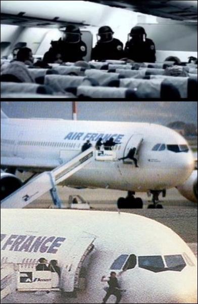 Comment s'appelle le film de Julien Leclercq qui revient sur la prise d'otage, en 1994, des passagers et de l'équipage d'un Airbus par des terroristes.