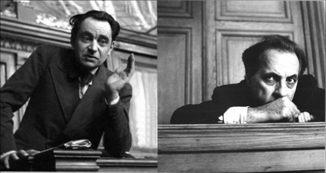 Dans un film de Christian de Chalonge, qui joue le rôle du Docteur Petiot, médecin accusé de meurtres après la découverte à son domicile parisien des restes de vingt-sept personnes en 1944 ?