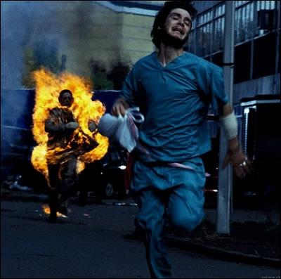 Film d'horreur réalisé par Danny Boyle en 2002 :
