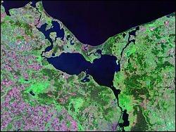 L'Oder est un fleuve d'Europe centrale, il prend sa source en Moravie (République tchèque). Dans quelle mer se jette-t-il ?
