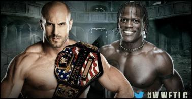 Antonio Cesaro vs R-Truth : qui est le vainqueur pour le championnat des Etats-Unis ?