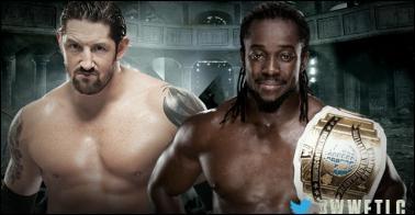 Wade Barrett vs Kofi Kingston : qui est le vainqueur pour le championnat intercontinental ?