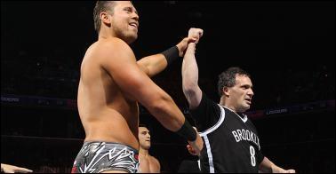 The Miz, Alberto Del Rio & The Brooklyn Brawler vs 3MB (Heath Slater, Drew McIntyre & Jinder Mahal) : qui sont les vainqueurs ?