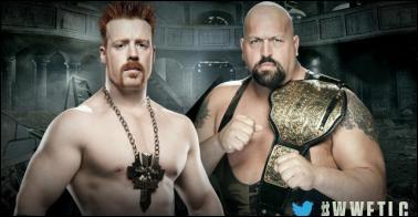 Sheamus vs Big Show : qui est le vainqueur pour le championnat du monde poids lourds ? (Chairs Match)