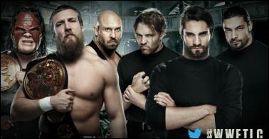 Team Hell No & Ryback vs The Shield (Dean Ambrose, Roman Reigns & Seth Rollins) : qui sont les vainqueurs ? (TLC Match)