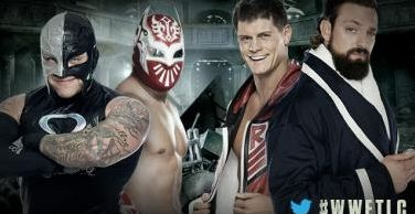 WWE Tables, Ladders & Chairs 2012