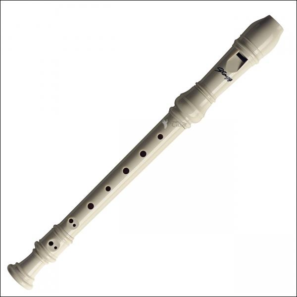 Avant, j'étais obligatoire à l'école, je suis une flûte...