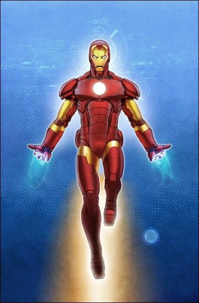De quand date la création du comic d'Iron Man ?