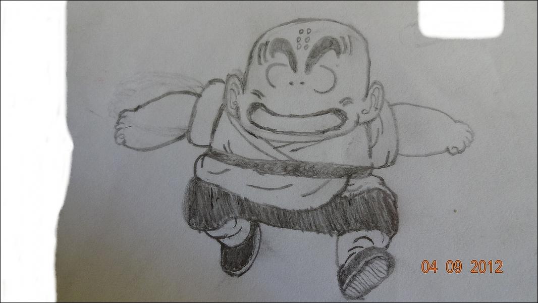 Dans Dragon Ball, qui est le meilleur ami du personnage principal ?