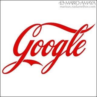 Petit détournement : quel mot devrait figurer à la place de  Google  ?