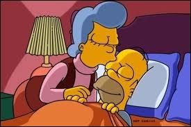 Quel(s) parent(s), Homer n'a-t-il plus ?