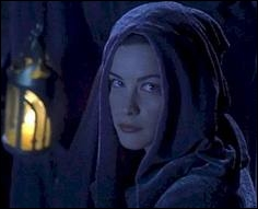 De quel film est tirée cette image d'Arwen ?