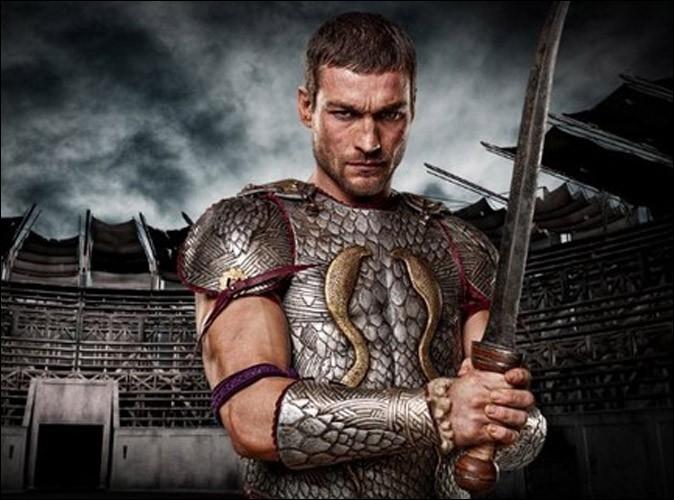 Spartacus devient une légende en battant . .