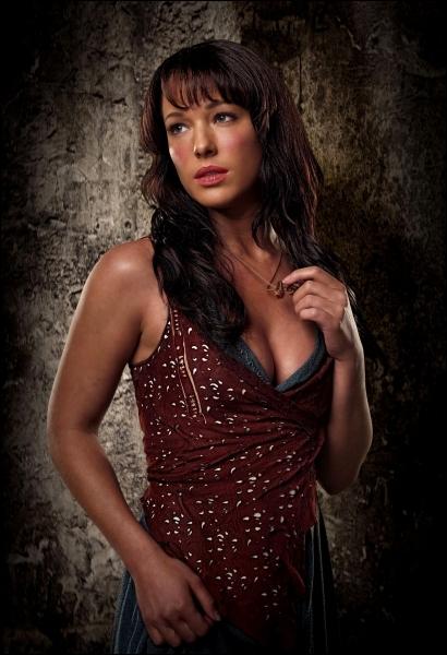 Quel est le nom de la femme de Spartacus ?