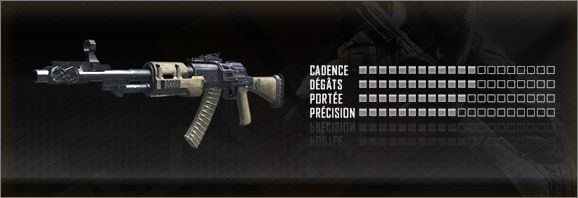 Les armes de Call Of Duty : Black Ops 2
