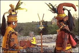 Les Mayas pratiquaient les sacrifices humains.